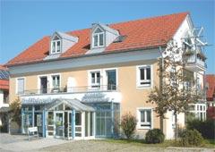 Bürogebäude EG-Schonstett