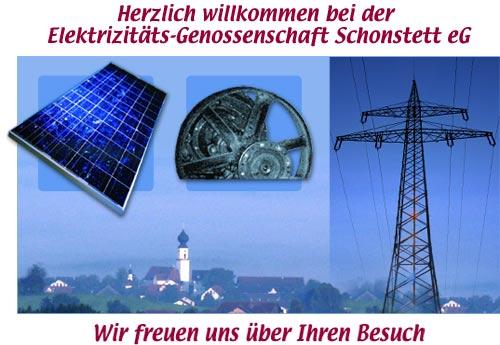 Elektrizitäts-Genossenschaft Schonstett eG